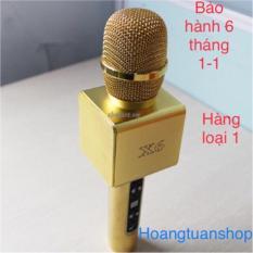 Loa karaoke X6 loại 1 tặng củ sạc-