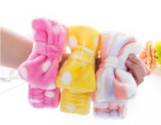 Băng Đô Nơ Xinh – Băng Đô Rửa Mặt Nhiều Màu