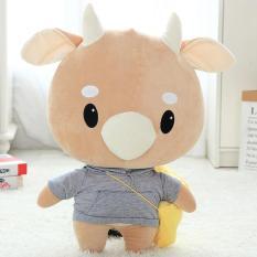 Gấu bông Bò chăm chỉ 30cm – Thư ký Kim sao thế
