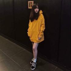 Áo khoác nam nữ hoodie dễ thương cao cấp 02(Nỉ trơn)
