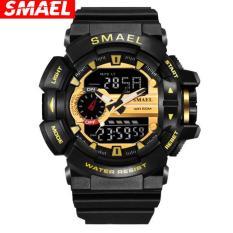 Đồng hồ thể thao nam SMAEL 1436 chống nước dây siêu bền (Nhiều màu)