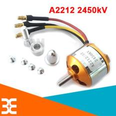 [Tp.HCM] Động Cơ Máy Bay Siêu Khỏe Brushless A2212 2450KV