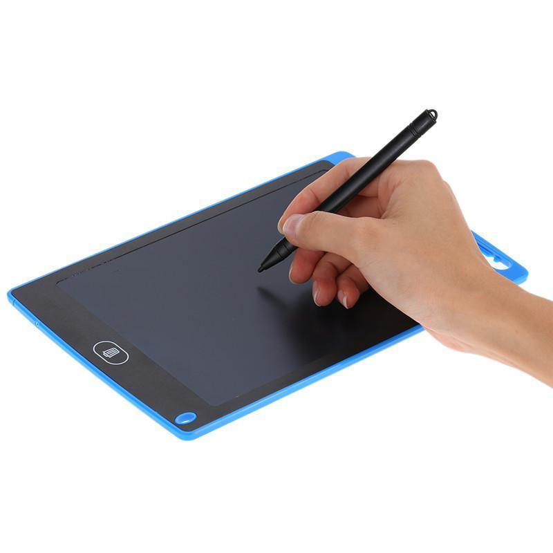 Nên mua [Mẫu mới] Bảng viết, bảng vẽ điện tử LCD thông minh, 8.5 inch, Pin dùng 2 năm.Giúp bạn ghi chú việc quan trọng , hay để trẻ em ở nhà học tập. Làm qùa tặng cho bé thật ý nghĩa ở muahangtructuyen