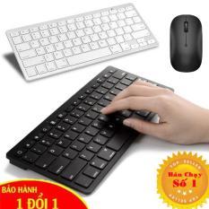 Combo Bàn Phím và Chuột không dây – Bộ bàn phím chuột – Bàn phím Mini không dây – Bàn phím máy tính laptop – Bàn phím chuột bluetooth