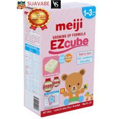 Sữa Meiji Growing Up Formula EZcube 448g (1 – 3 tuổi)