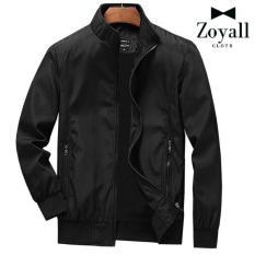 Áo khoác nam Hàn Quốc đường may chắc chắn chất liệu dù cao cấp hàng xuất khẩu – Thời trang Zoyall AKCVN009