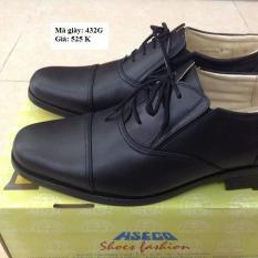 Giày công sở (kiểu dáng Giày cấp tướng Công an) – 432G