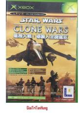 Game Xbox 360 : Star Wars The Clone Wars (NTSCJ)