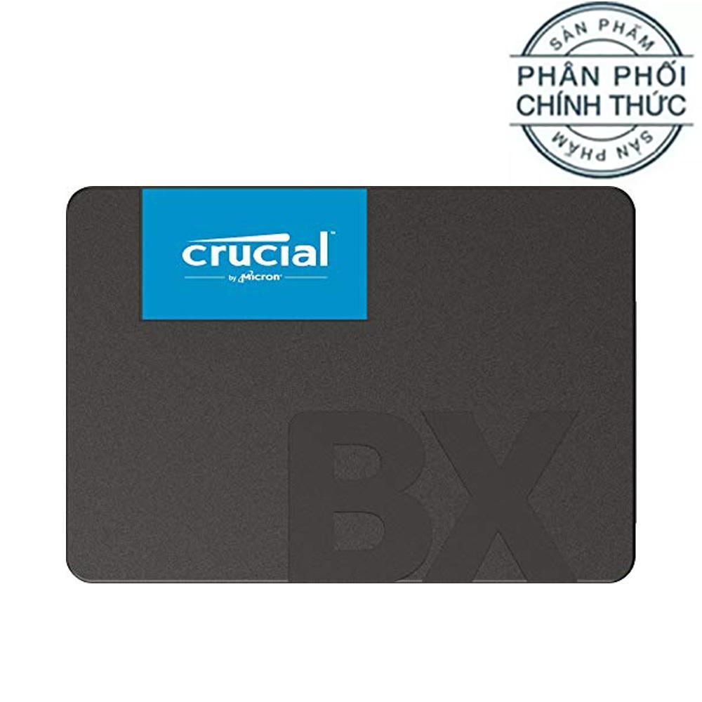 Ổ cứng SSD Crucial BX500 3D NAND SATA III 2.5 inch 240GB CT240BX500SSD1 - Hãng Phân Phối Chính Thức