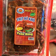 Thịt bò khô nguyên miếng, sợi_thịt bò khô