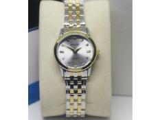 Đồng hồ nữ Halei 502 dây demi mặt trắng