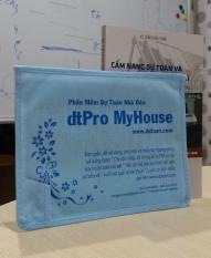 Dtpro MyHouse Phần mềm dự toán nhà dân