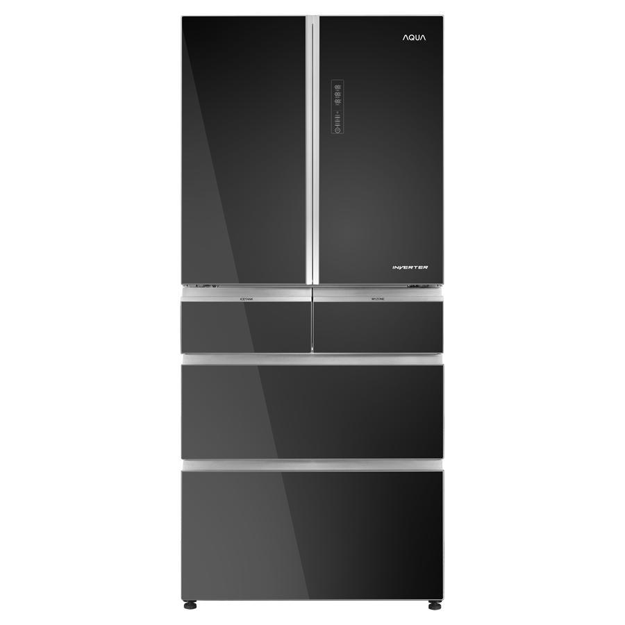 Tủ lạnh 6 cánh Aqua AQR-IG686AM(GB)