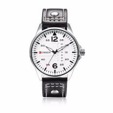 ĐỒNG HỒ NAM CURREN C834 DÂY DA CAO CẤP +tặng pin đồng hồ