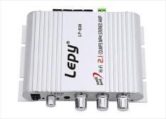 amly mini lepy 838 amply lepy 838 CHƯA CÓ NGUỒN(độ xe máy,xe tải …)
