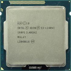 Top 10 CPU E3 1240 v2 (3.40GHz, 8M), có kèm fan trong năm