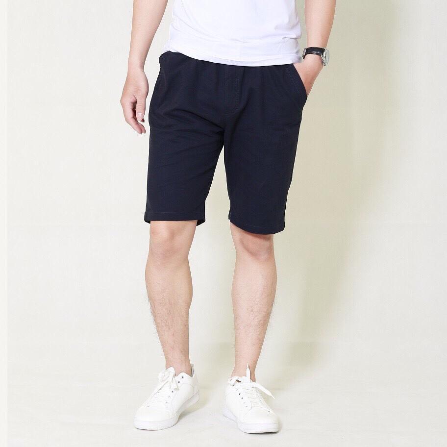 Quần short kaki chino nam hàng đẹp màu tím than ( có 4 màu)