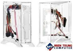 Case Golden Field PMMA 3D-Mika HTPC + Nguồn 120W