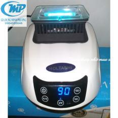 Tủ sấy máy sấy quần áo có đèn UV Holtashi khung inox Bảo Hành 12T