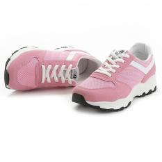Giày Sneaker Thời Trang BAZAS Y3-659P Màu Hồng
