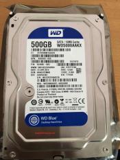 Ổ cứng Máy tính để bàn HDD 500G Western Blue ( Bảo hành 24 tháng )