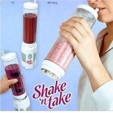 Máy say sinh tố 2 cốc shake take