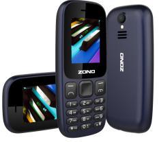 Điện thoại di động ZONO N105 2 Sim Có Camera (Bảo hành 12 tháng) – Xanh Đen