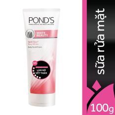 Sữa rửa mặt làm sáng da Pond's White Beauty 100g