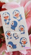 Hình xăm Doraemon tinh nghịch 2 kt-31 10x6cm