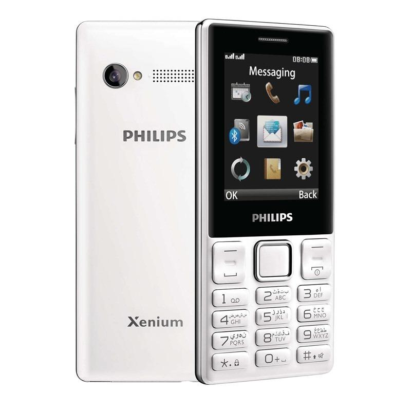 ĐTDĐ Philips E170 2 SIM (Trắng) – Hãng phân phối chính thức