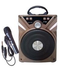 Loa Bluetooth P88, P89 (NT88) tặng Mic