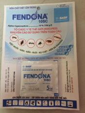 Thuốc diệt muỗi, tẩm mùng, kiến, gián Fendona 10SC – 5ml