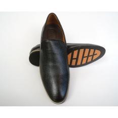 Giày tây nam da bò thật cao cấp bảo hành một năm
