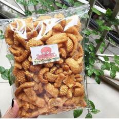 Snack mực Thailand