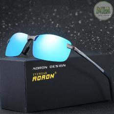 Mắt kính nam phân cực thời trang cao cấp AORON GA3043