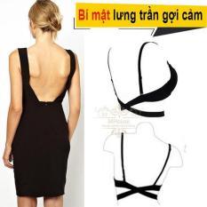 Combo 6 dây nối dây áo ngực hở lưng