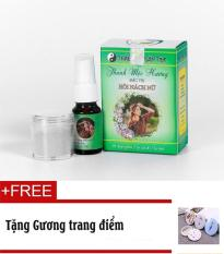 Hôi nách Nữ Thanh Mộc Hương- Tặng Gương trang điểm