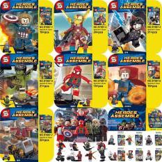 Lego Super Heroes 687 Marvel Superheroes Infinity War-Inspired Minifig