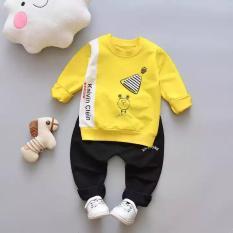 bộ đồ bé trai kenlvin(kèm ảnh shop tự chụp)