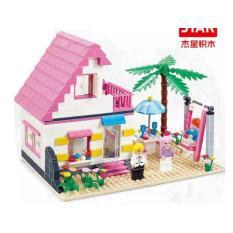 Bộ Lego ngôi nhà cho bé gái – Đồ chơi lắp ghép Lego trẻ em