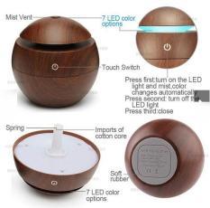 Máy Khuyếch tán tinh dầu Vân Gỗ – Coconut Humidifier