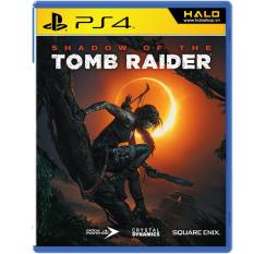 Đĩa Game PS4 Shadow of the Tomb Raider – ASIA