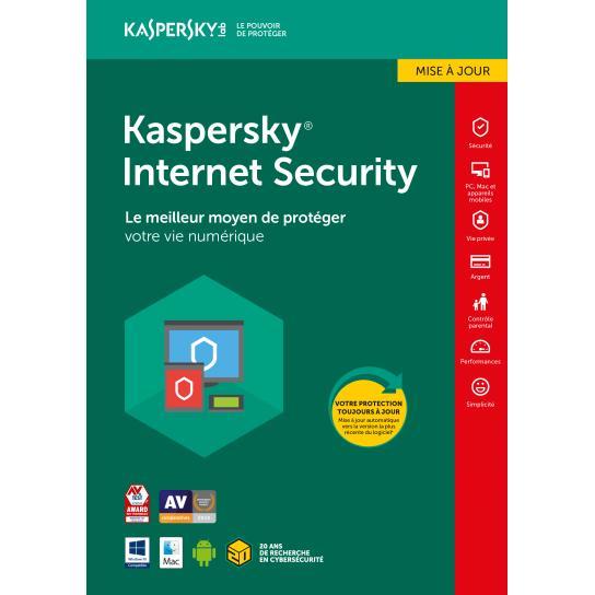 Đánh giá Kaspersky Internet Security 1PC Tại Shop bách hóa online 1990