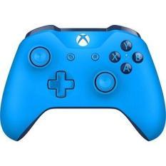 Tay Cầm Xbox One S Màu Xanh [Kèm Pin]