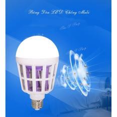 ĐÈN BẮT MUỖI và chiếu sáng 15W – LED siêu tiết kiệm điện