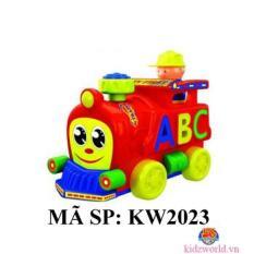 Xe lửa 3 trong 1 KW2023