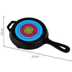 Mô hình chảo pubg 23 x 14 cm , có logo và vòng tâm