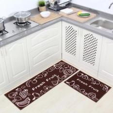 Bộ 2 tấm thảm nhà bếp cao cấp phong cách HÀN QUỐC – Kmart