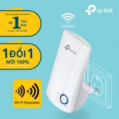 TP-Link – TL-WA850RE – Bộ mở rộng sóng Wi-Fi Chuẩn N 300Mbps-Hãng phân phối chính thức