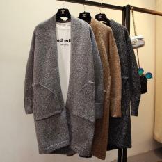 Áo cardigan dáng dài QC